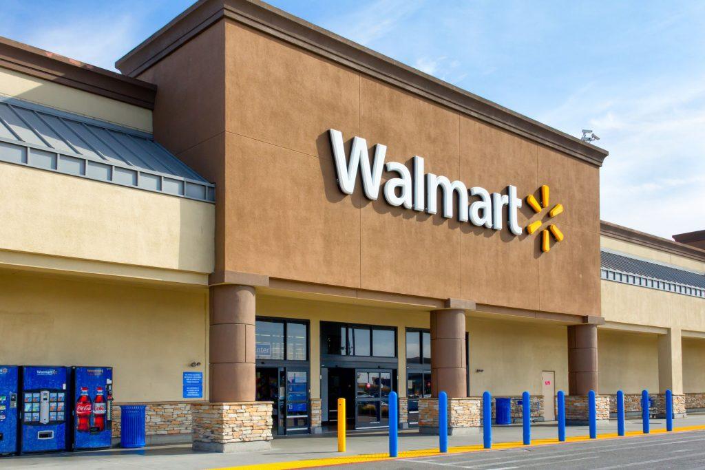 Walmart Goldman Sachs
