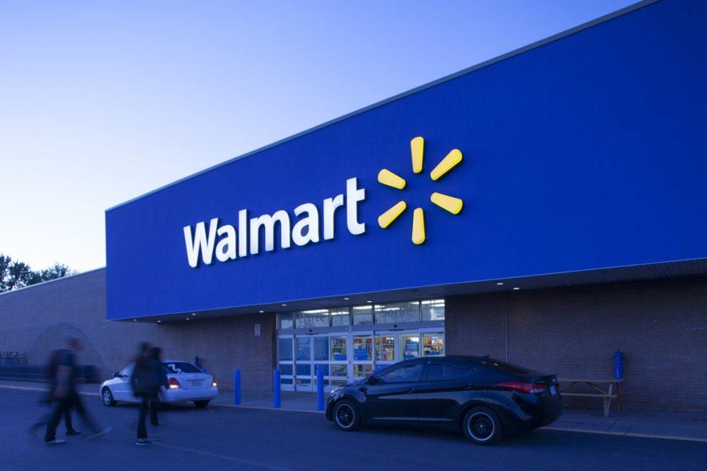 Walmart TikTok Microsoft Donald Trump China U.S USA