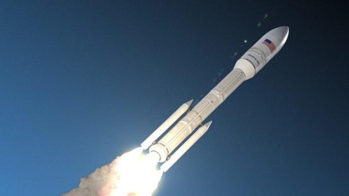 Northrop Grumman's OmegA rocket