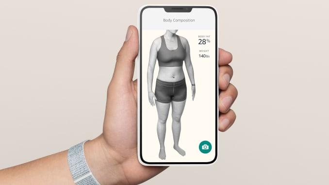 Halo app body feature Source: Amazon