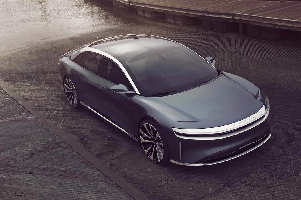 Lucid Air Motors Tesla Model S