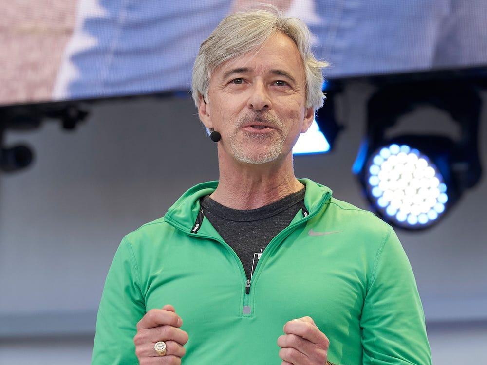 Waymo CEO John Krafcik. Waymo