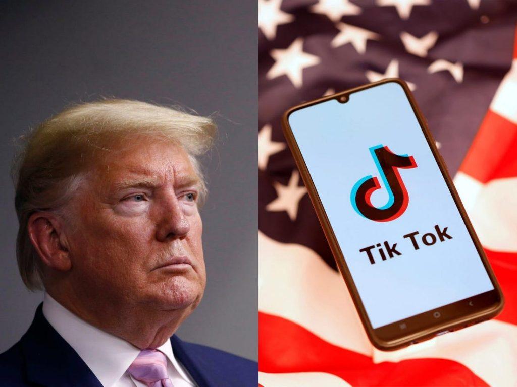 TikTok U.S USA Donald Trump
