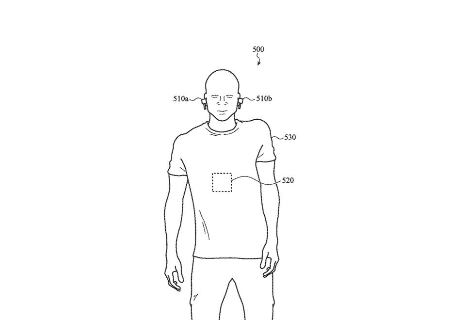 Not standing straight? AirPods or AirPods Pro[-] could let you know, if this patent pans out. USPTO