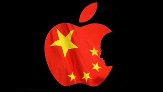 Apple China WhatsApp WeChat Donald Trump