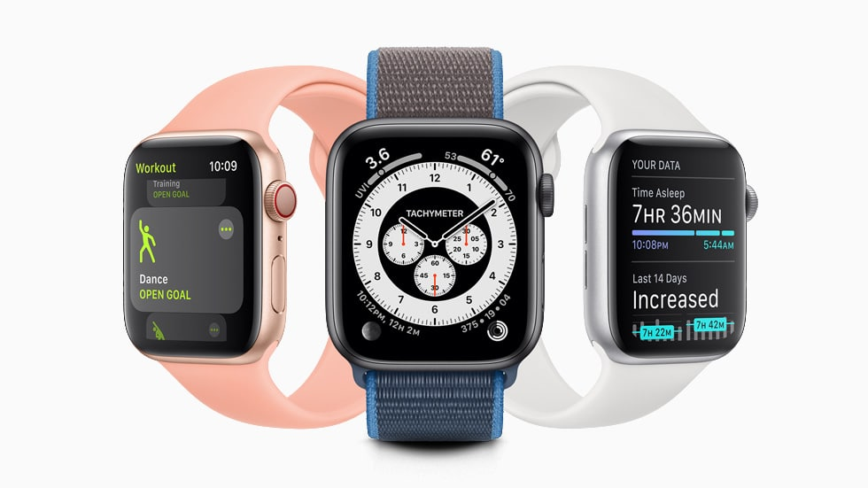 Apple Apple Watch Series 6 iPad