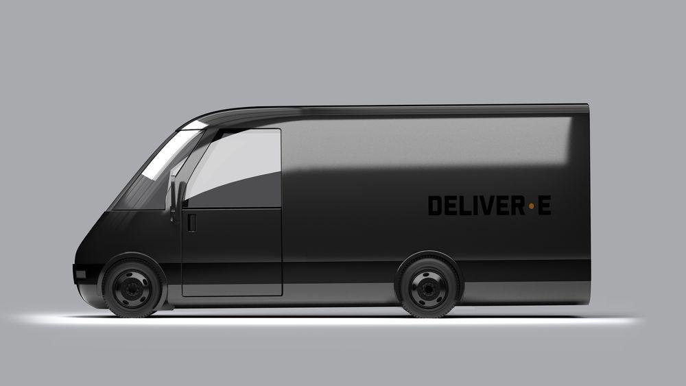 EV startup Bollinger unveils electric delivery van