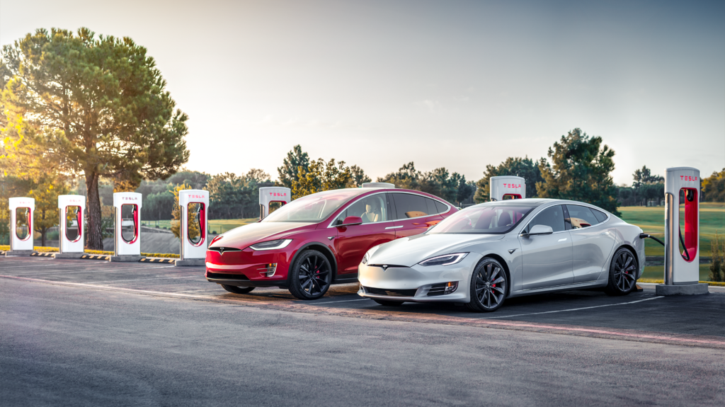 Target Stores May Host Tesla Supercharger Stations