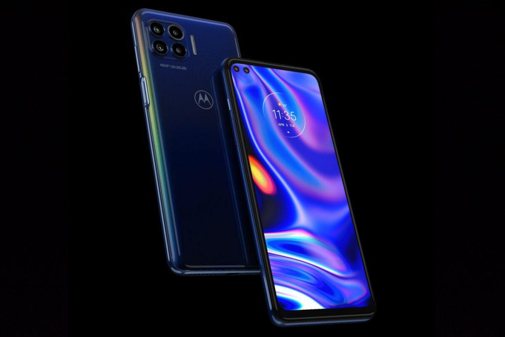 El Motorola One 5G es un celular barato con 5G que tiene una pantalla de 90Hz y un procesador adecuado.  Motorola