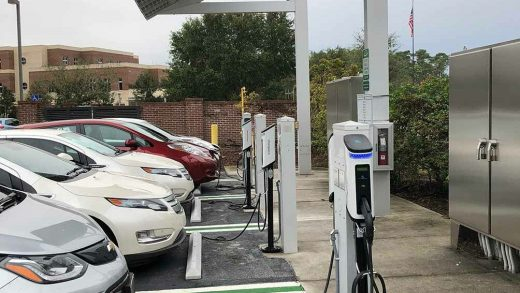 California To Add 38,000 Electric Vehicle Charging Stations