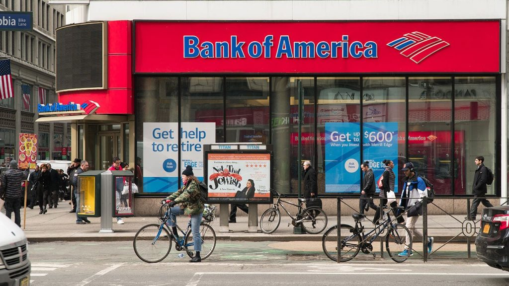 Bank of America Massachusetts