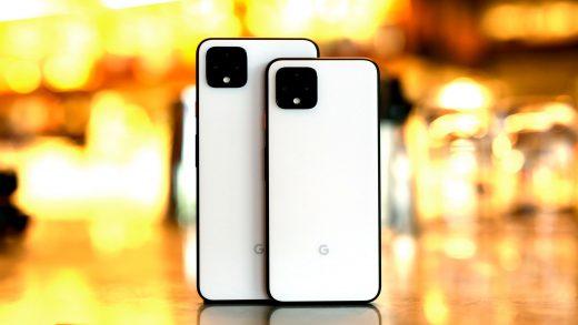 Google Pixel 4 and 4 XL