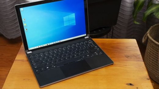 Brydge's latest keyboards turn a Surface Pro or Go into a standard laptop