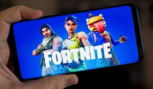 Epic Games Fortnite IOS Android