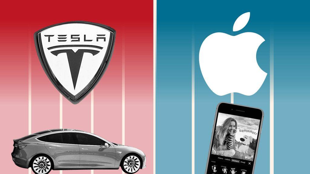 Apple Tesla