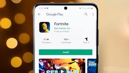 Fortnite Google Google Play