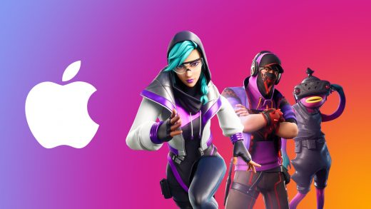 Apple Fortnite