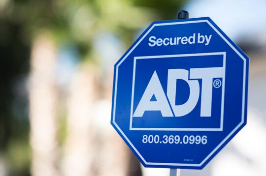 Google ADT security