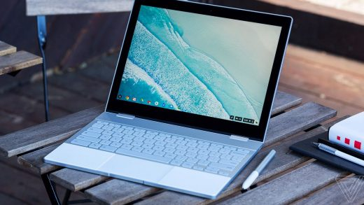 Google Android Chrome OS