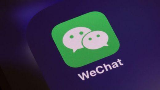 Tencent Donald Trump's WeChat China