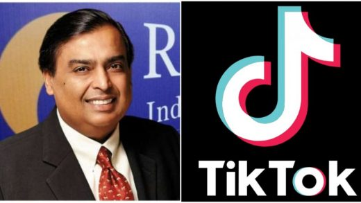 ByteDance is reportedly in talks with India's Reliance about a TikTok investment