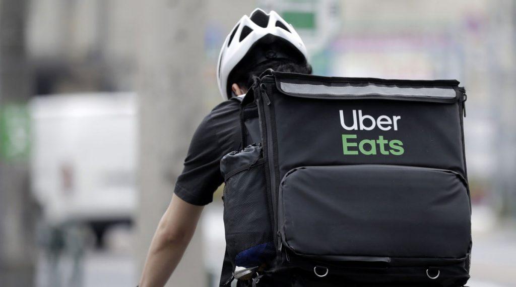 Uber Uber Eats