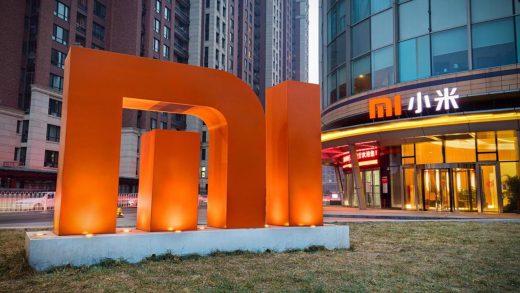 Xiaomi smartphone China