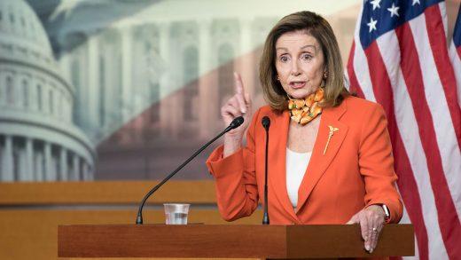 House Democrats prepare new $2.4 trillion stimulus plan with unemployment aid, direct payments