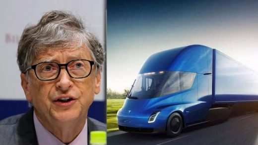 Bill Gates Tesla