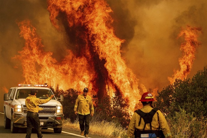 Apple pledges additional donations to West Coast wildfire relief