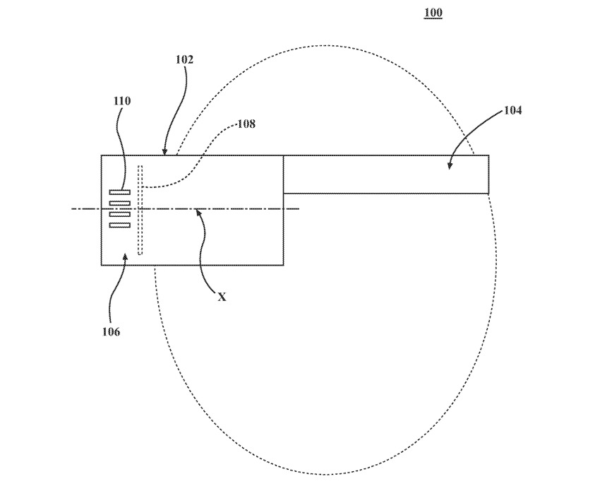 The existing elements of a HMD could be leveraged to dissipate heat too