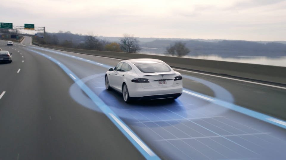 Tesla's Autopilot is a data-gathering powerhouse. Tesla