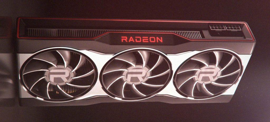 AMD Radeon RX 6000 GPU