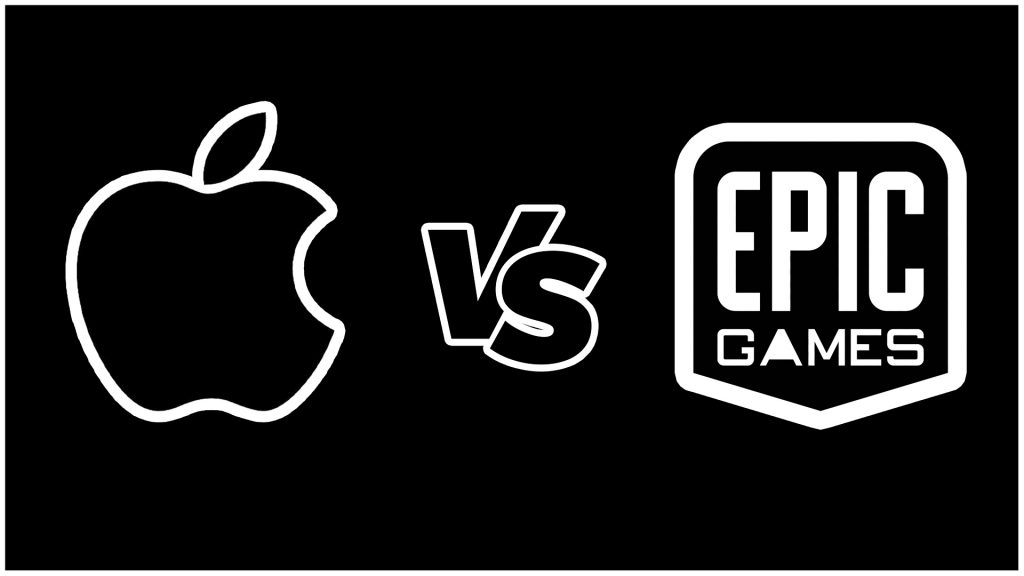Apple Stores Epic Games