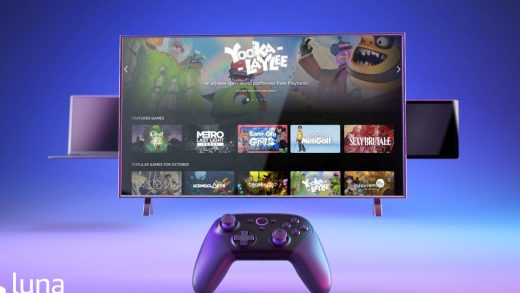 Amazon unveils new cloud gaming service Luna
