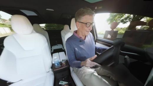 Bill Gates Tesla Semi