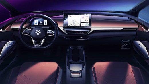 Volkswagen ID4 EV