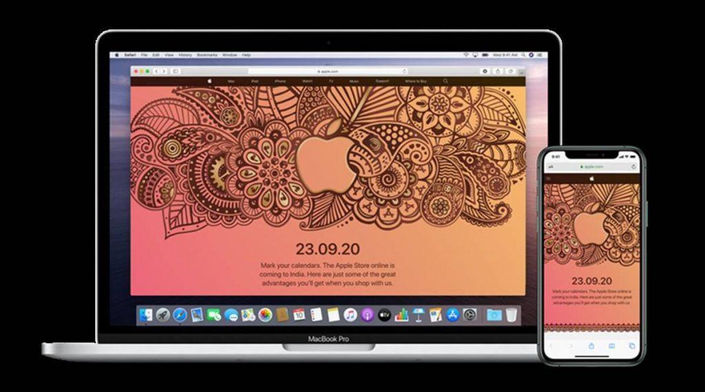 Apple Stores India