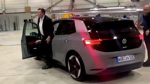 Elon Musk Volkswagen