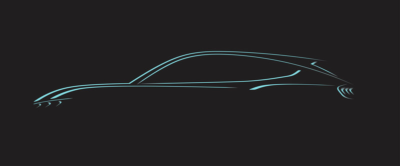 Ford's Mustang Mach-E will be unveiled Sunday. It's part of the Detroit-based company's $11 billion investment in electric cars.