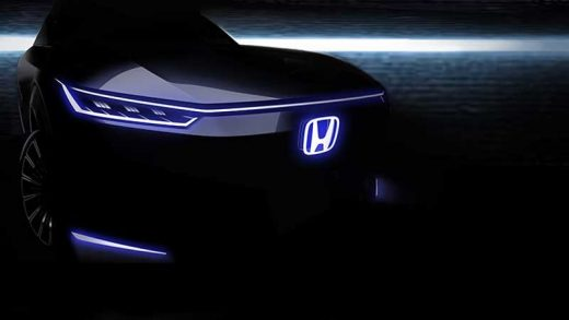 Honda electric cars