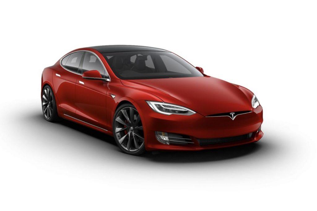 Tesla Model Plaid