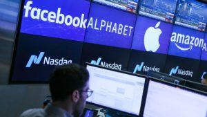 Facebook Apple Amazon Google