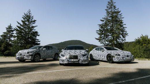 Mercedes-Benz EQS EQE