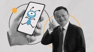 Ant Group Alibaba Jack Ma
