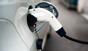 Apple Car charging