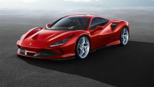 Ferrari electric car