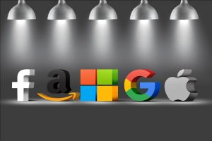 Big Tech Facebook Apple Amazon Google Microsoft