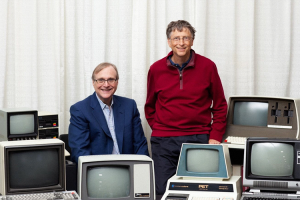 Bill Gates Paul Allen