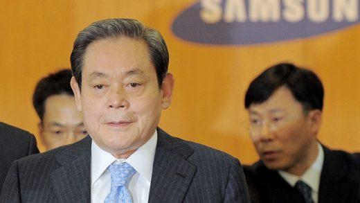 Lee Kun-hee Korea Samsung